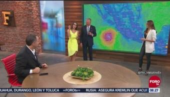 Tormenta tropical Tara avanza por suroeste