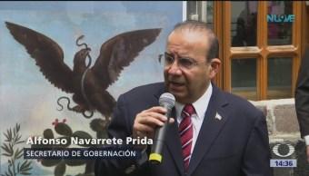 Trabajos en Texcoco continuarán, dice Navarrete Prida