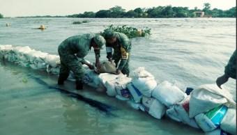 Clima Veracruz; evaluarán daños por lluvias sector agrícola