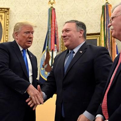 Trump envía a Pompeo a Arabia Saudita para esclarecer el caso del periodista Khashoggi