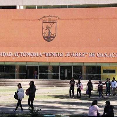 Protesta en la UABJO deja sin clases a 26 mil estudiantes