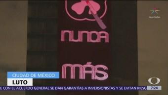 UNAM apaga luces de Torre de Rectoría Ciudad Universitaria