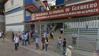 Militares refuerzan seguridad en Universidad Autónoma de Guerrero