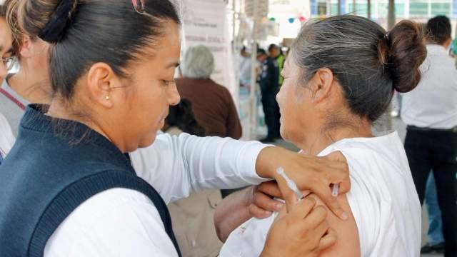 Influenza en Campeche; intensifican campaña de vacunación
