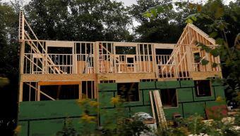Ventas de casas nuevas caen en EU por altas tasas de interés