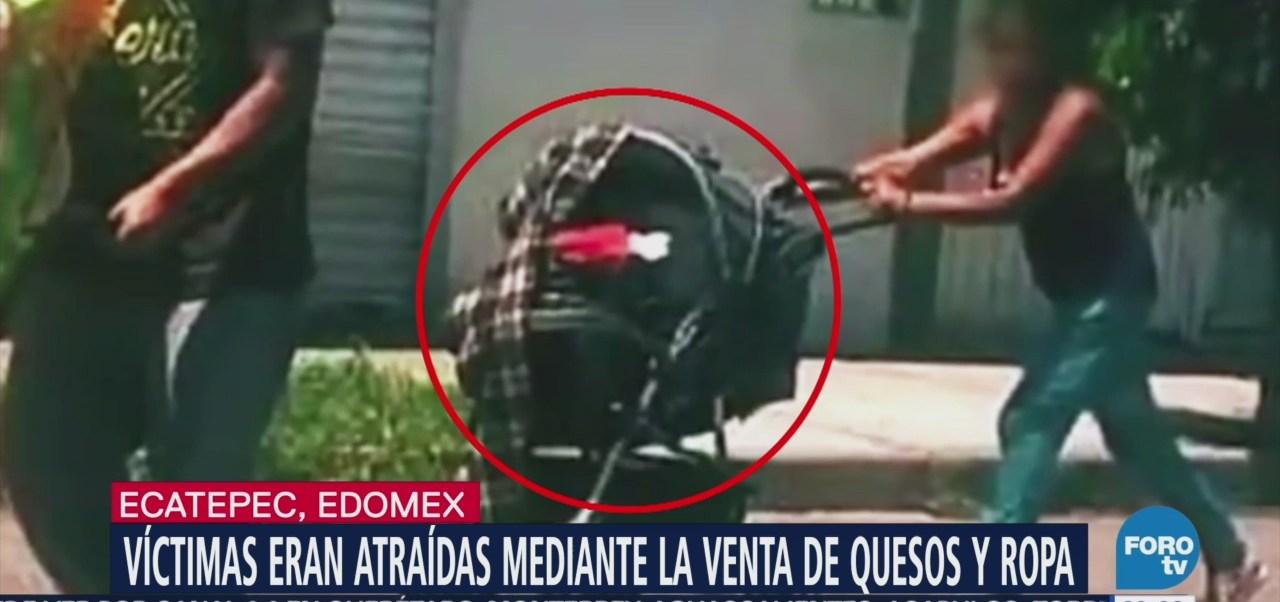 Víctimas Feminicidios Ecatepec Atraídas Mediante Ventas