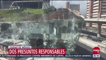 Vinculan Proceso Personas Derrumbe Centro Comercial Plaza Artz