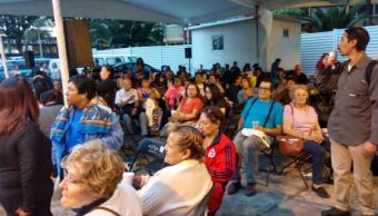 damnificados multifamiliar tlalpan reconstruccion asamblea fondos