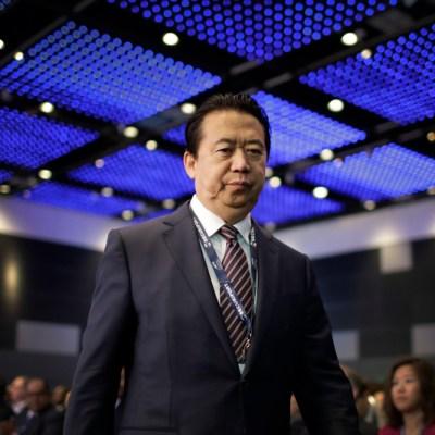 Interpol anuncia dimisión 'con efecto inmediato' de su presidente