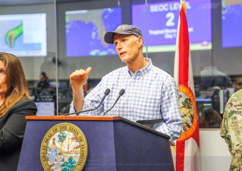 Tormenta tropical Michael se convierte en huracán, mientras se acerca a Florida