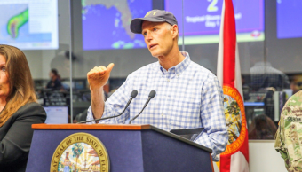 rick scott gobernador florida estado emergencia