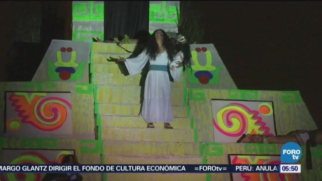 Xochimilco, escenario de la leyenda de La Llorona