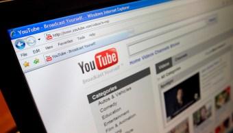 YouTube Plataforma Videos Internet Redes Sociales