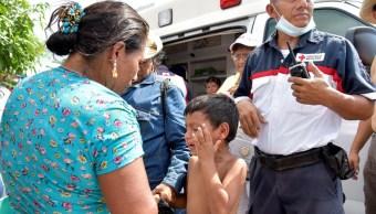 Zika y enfermedades respiratorias afectan caravana migrante