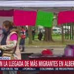 1,200 migrantes en el Jesús Martínez Palillo
