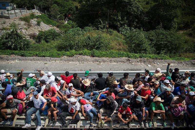 inm organiza redadas detener migrantes centroamericanos