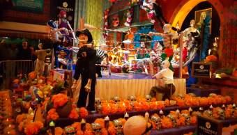 Día de Muertos; Realizan Festival de la Calaca en Álamos