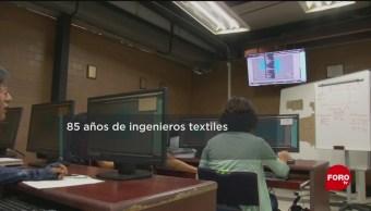 85 aniversario de la Escuela Superior de Ingeniería Textil