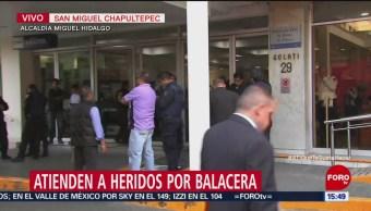 Atienden A Bomberos Heridos Por Balacera Servicios Medicos Ismael Figueroa, Líder Del Sindicato Del Cuerpo De Bomberos, Esperan Reportes Oficiales