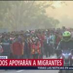 Abogados de Estados Unidos viajarán a la CDMX para asesorar migrantes