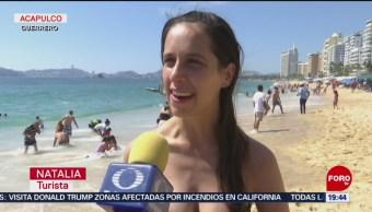 Acapulco 85% De Ocupación Hotelera Último Fin De Semana Largo Del Año