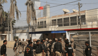 Pakistán: Ataque en bazar y consulado chino dejan 38 muertos