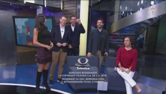 Al Aire, con Paola Rojas: Programa del 2 de noviembre del 2018
