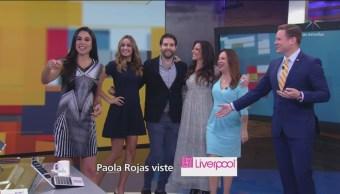 Al Aire, con Paola Rojas: Programa del 6 de noviembre del 2018