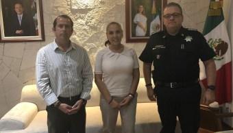 Seguridad Cancún; grupos privilegio detrás protesta policías