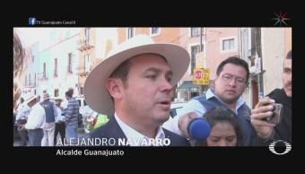 Alcalde De Guanajuato Quiere Turistas Recursos