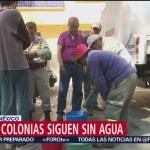 Alcaldías De La Cdmx Siguen Sin Agua