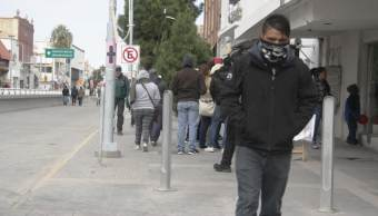 Descenso de temperatura sorprende Ciudad Juárez, Chihuahua