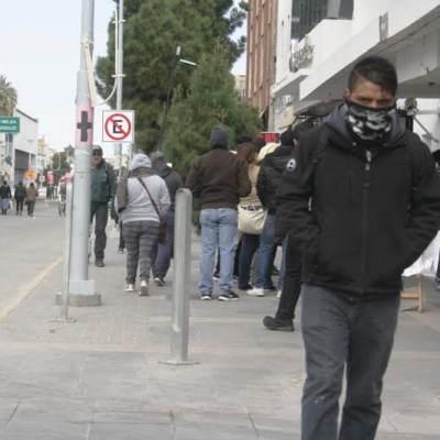 Descenso de temperaturas sorprende a habitantes de Ciudad Juárez, Chihuahua