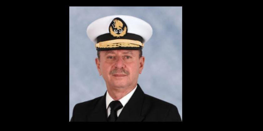 Almirante José Rafael Ojeda Durán, próximo secretario de Marina