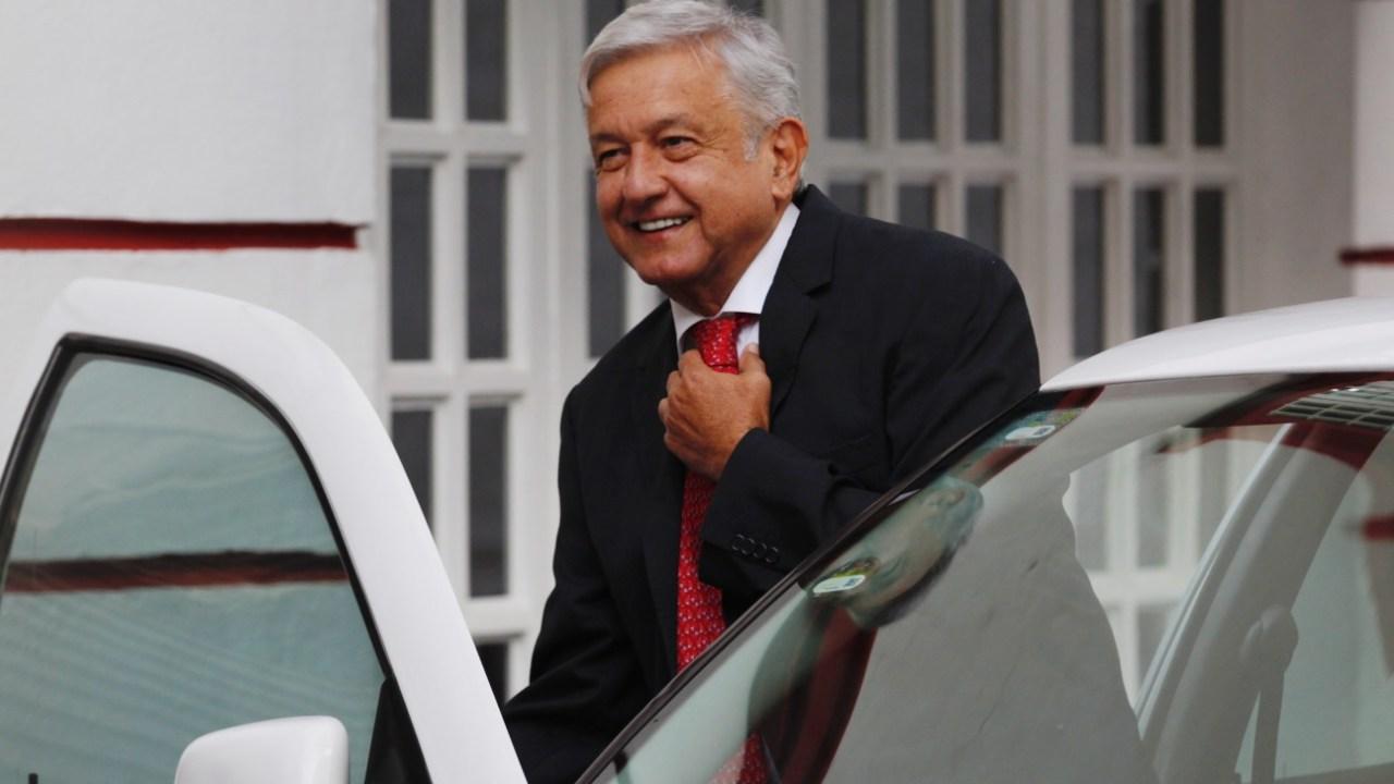 AMLO presenta anteproyecto de Paquete Económico 2019 a gabinete