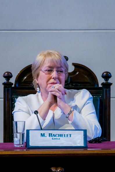 AMLO contará con presencia de Bachelet en toma de protesta