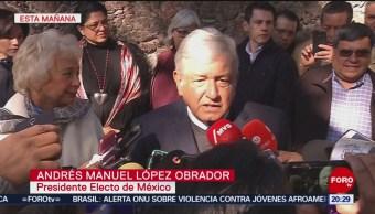 AMLO Reitera Gobierno Dará Perdón Casos Anteriores Corrupción