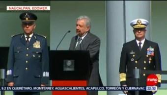 Amlo Se Reúne Con Militares Naucalpan, Edomex Presidente Electo, Andrés Manuel López Obrador Fuerzas Armadas