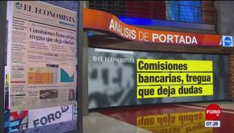 Análisis de las portadas nacionales e internacionales del 12 de noviembre del 2018