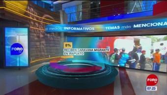 El impacto en las portadas de los principales diarios del 12 de noviembre del 2018