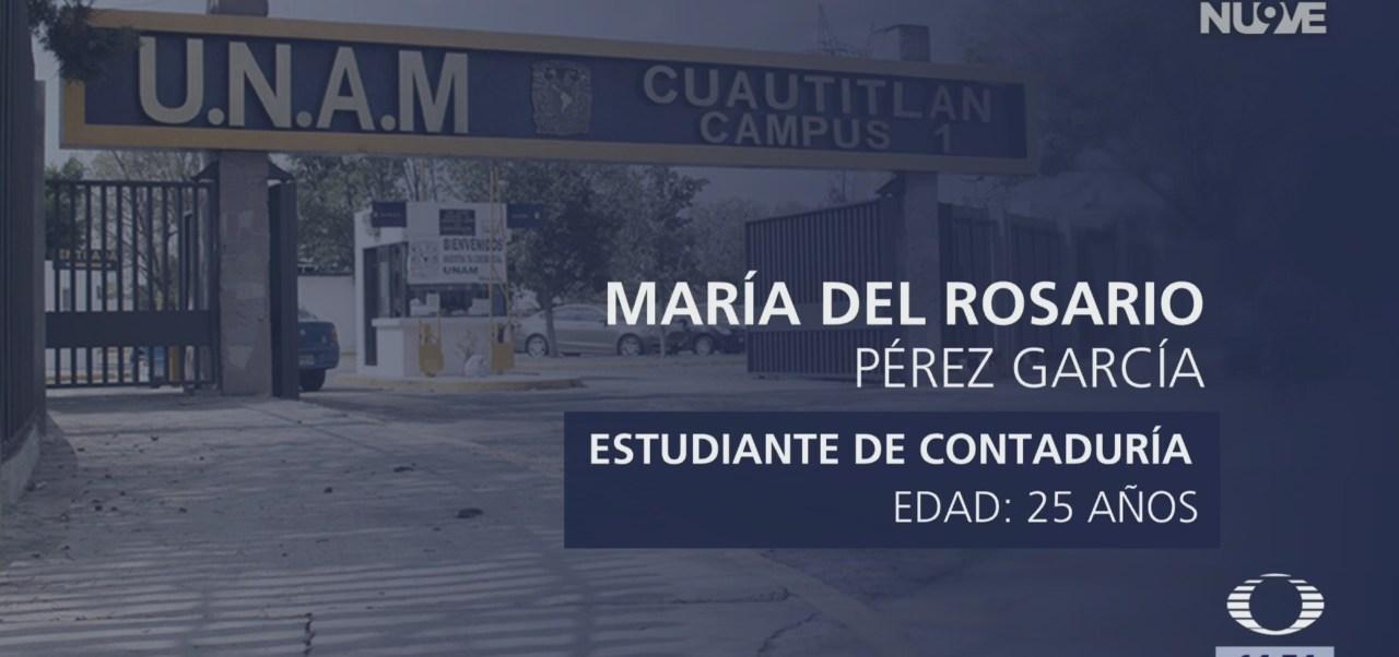 Aparece muerta estudiante de la FES Cuautitlán
