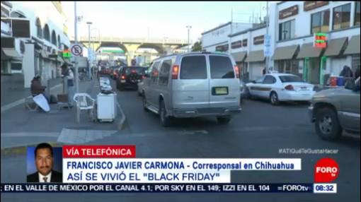 Así Se Vivió En El Black Friday Corresponsal Francisco Javier Carmona Black Friday