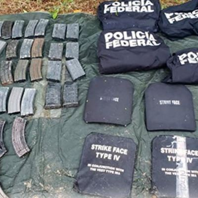 Autoridades repelen agresión y aseguran arsenal en Petatlán, Guerrero
