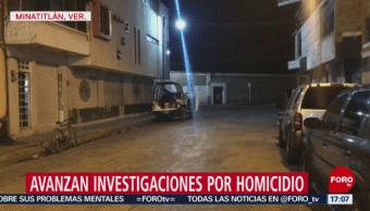 Avanza investigación del homicidio de la hija de Carmen Medel