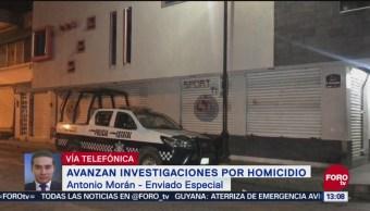 Avanzan investigaciones por homicidio de la hija de diputada en Veracruz