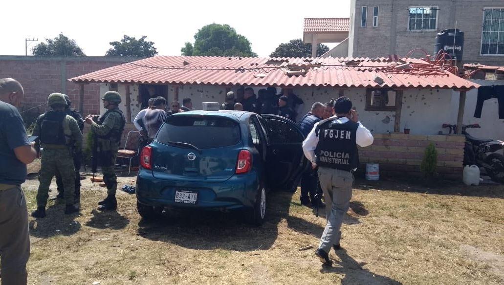 balacera texcoco secuestro asesinato pasantes derecho