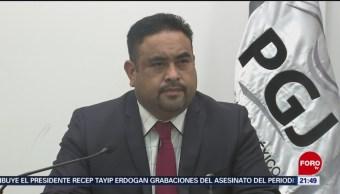 Detienen a un hombre por feminicidio en CDMX