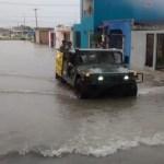 Campeche mantiene suspensión de clases por frío y lluvias