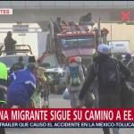 Caravana Migrante se dirige hacia Guanajuato