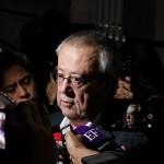 Carlos Urzúa intenta calmar a los mercados